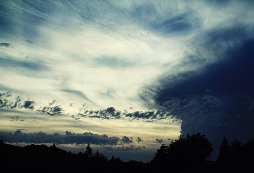 Kostenlose Wolken- und Himmelbilder Sonnenuntergänge